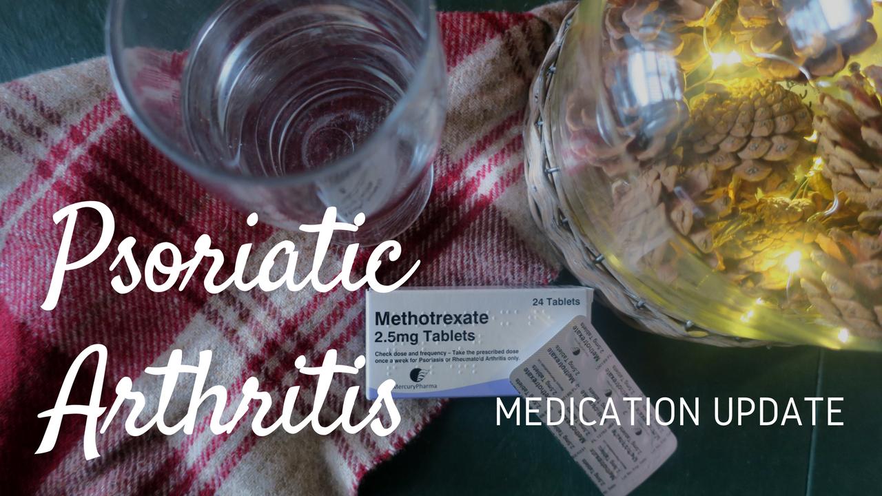 Psoriatic Arthritis Update | Six Weeks on Methotrexate
